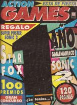 Revista Action Games, historia, trivia y más.