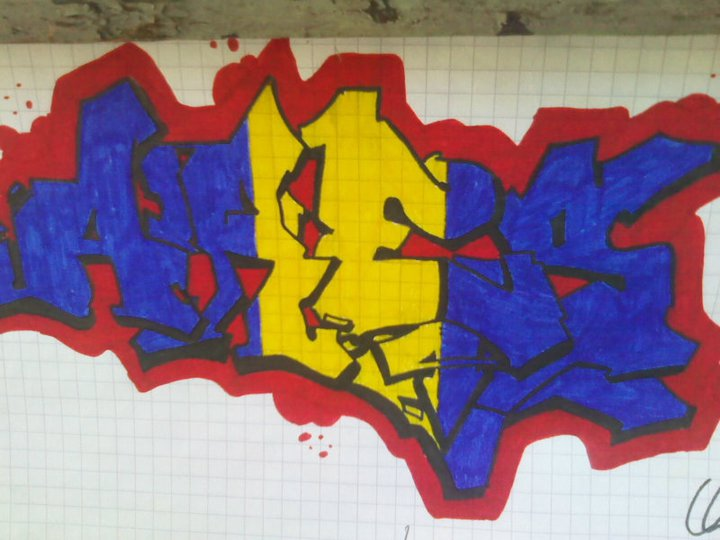 mis bocetos de graffitis