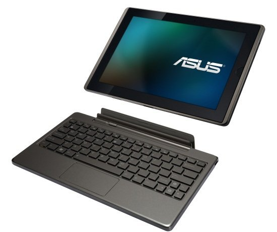 Tablet+Notebook: 2 en 1 Asus eee Pad Transformer