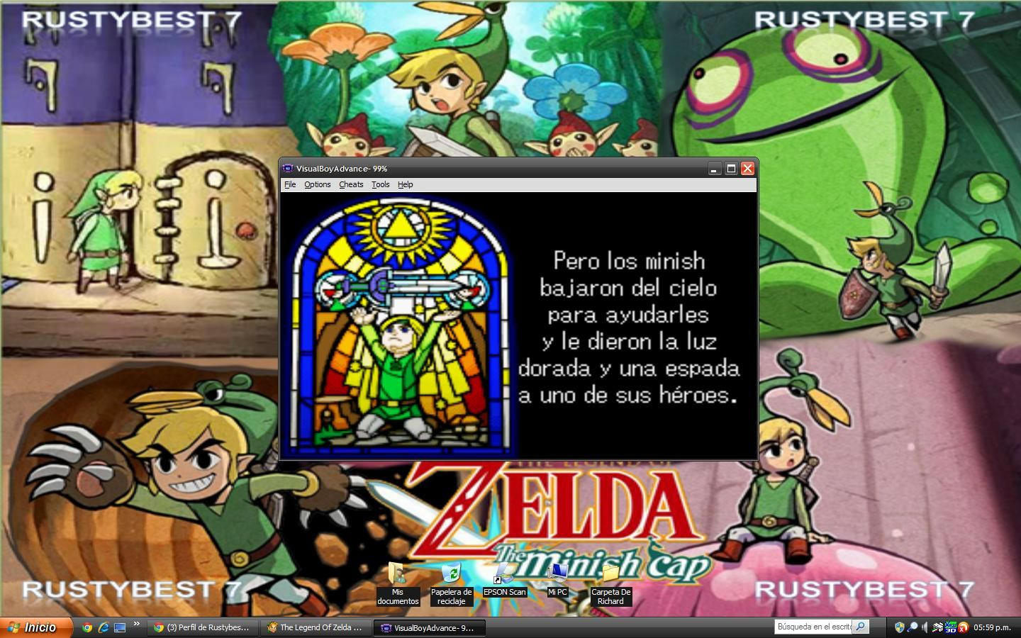 game of zelda
