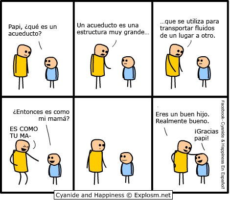cyanide and happines (Megapost)