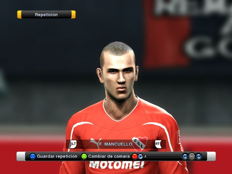 Independiente en PES 2012